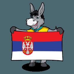 Balkan Flags_Serbia 2