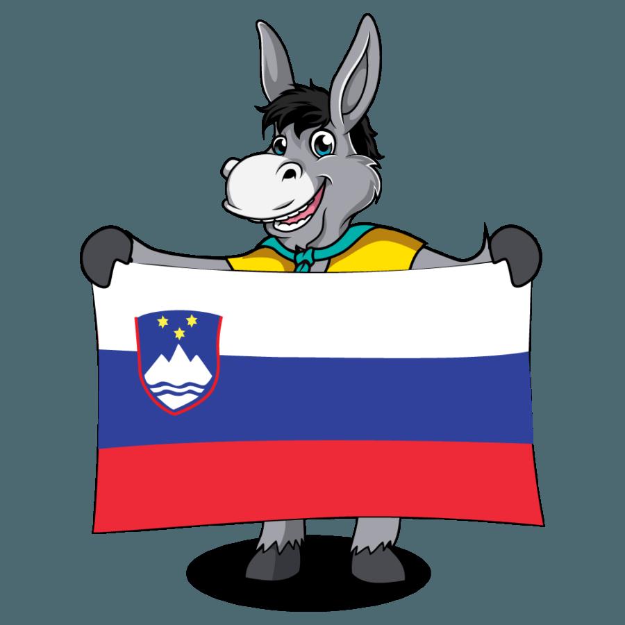 Balkan Flags_Slovenia 1