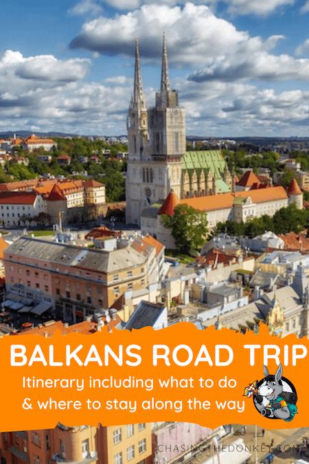 Balkans Travel Blog_Two Week Balkans Road Trip Itinerary