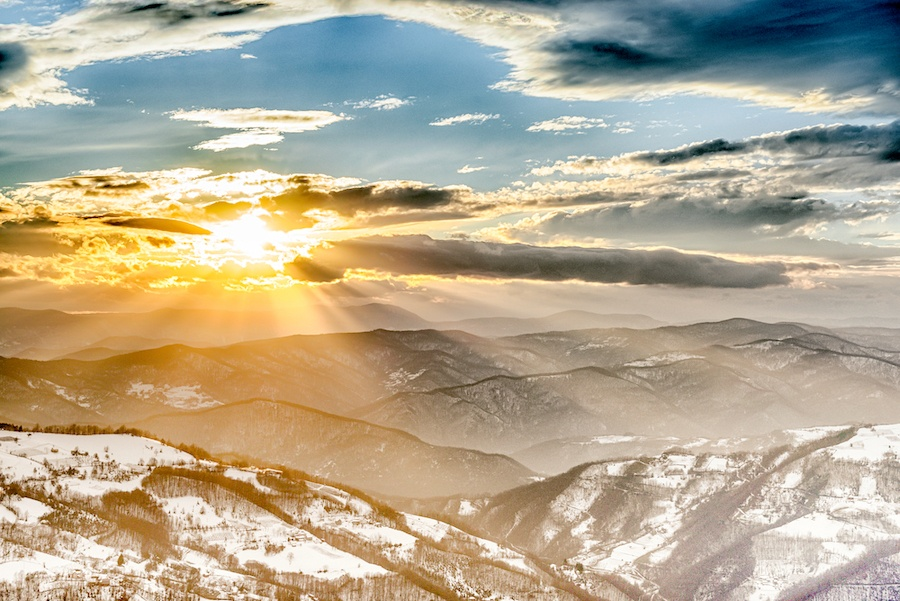 Best Ski Resorts In Serbia - Tara