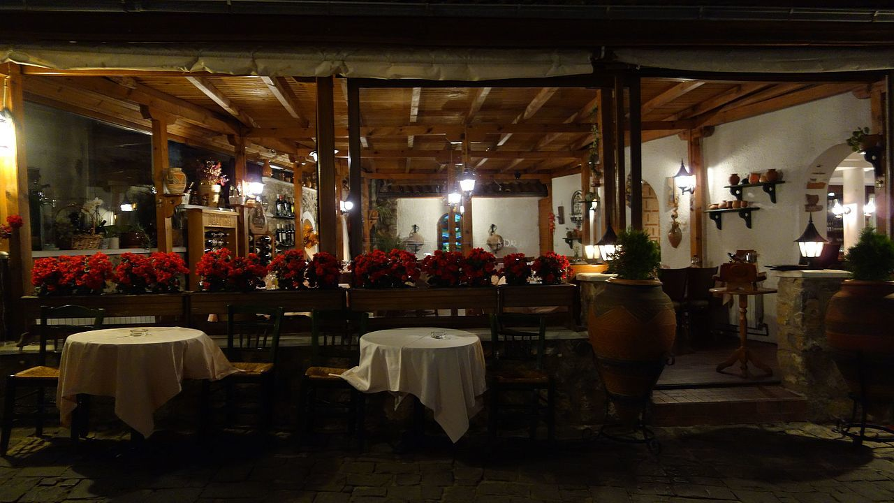 Best Restaurants In Ohrid, Macedonia_Damar