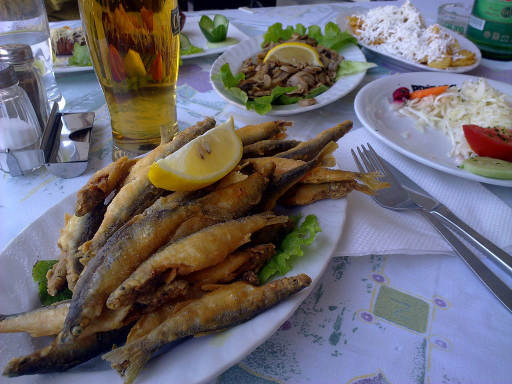 Best Restaurants In Ohrid, Macedonia_Restoran Tino