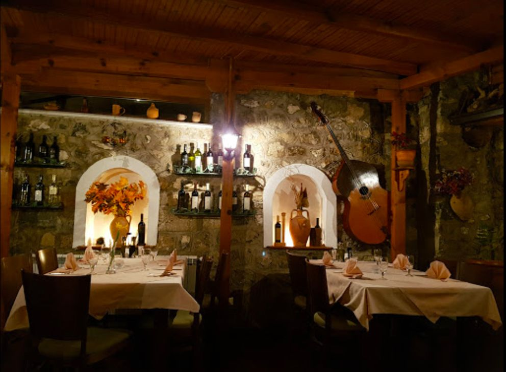 Best Restaurants In Ohrid, Macedonia_St Sofia