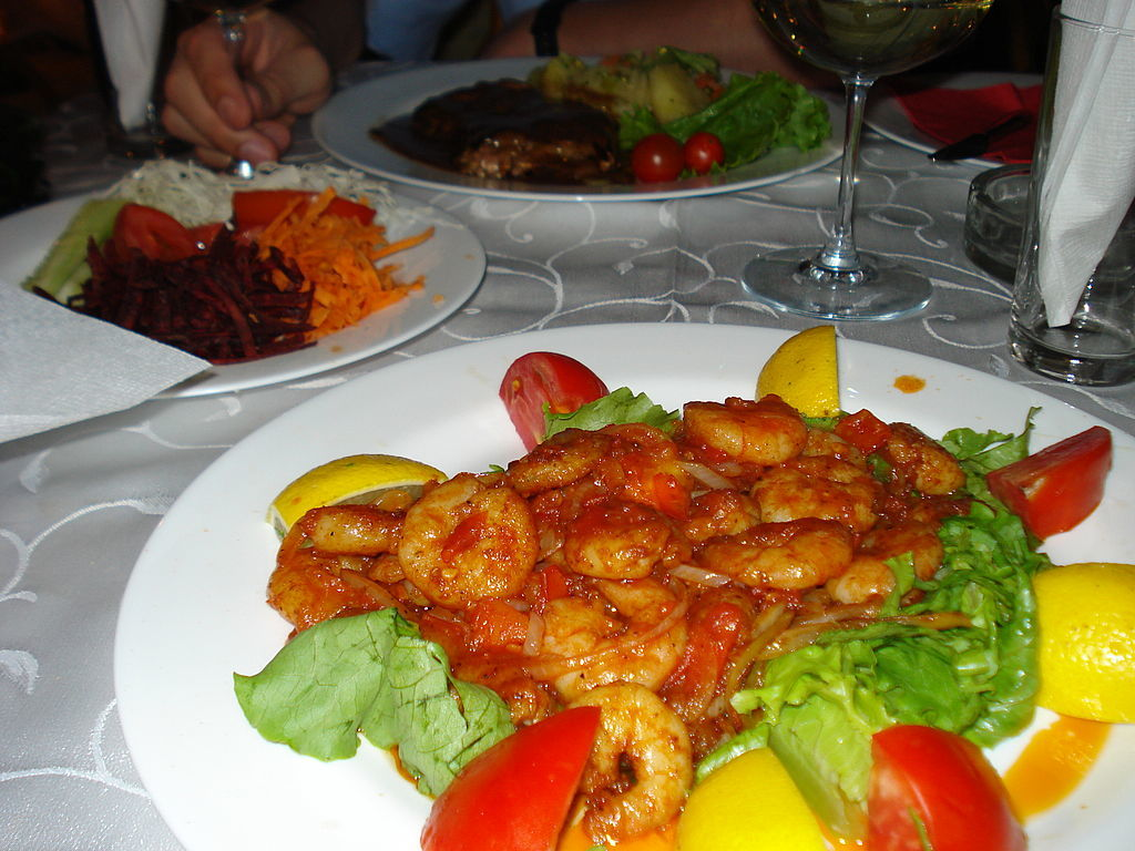 Best Restaurants In Ohrid, Macedonia_Via Sacra