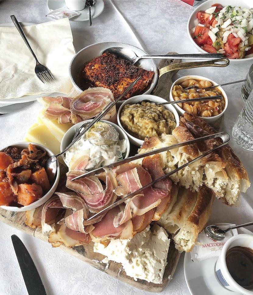 Best Restaurants in Skopje_makedonsko etno selo