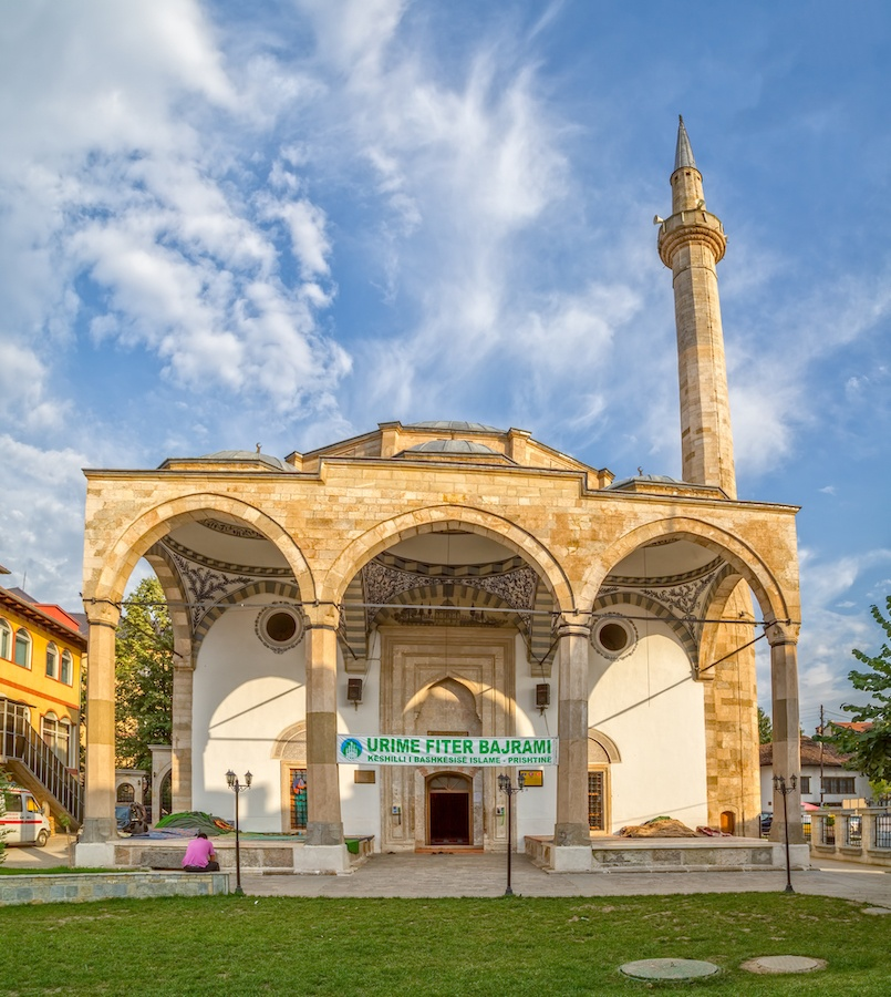 Things To Do In Prizren Kosovo - Fatih Mosque