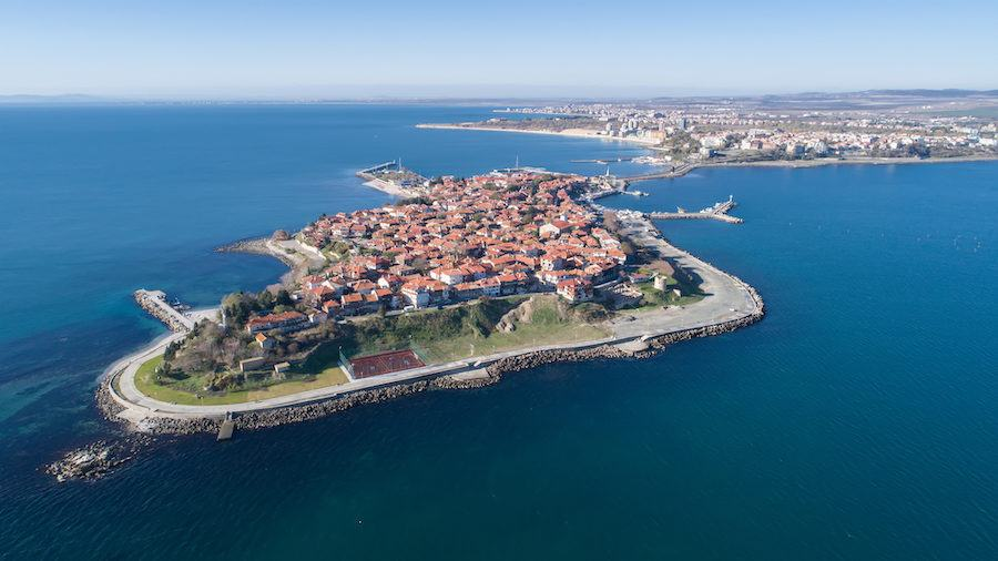 Best Hotels In Nessebar, Bulgaria - View of Town