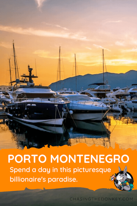 Montenegro Travel Blog_A Day In Porto Montenegro Tivat