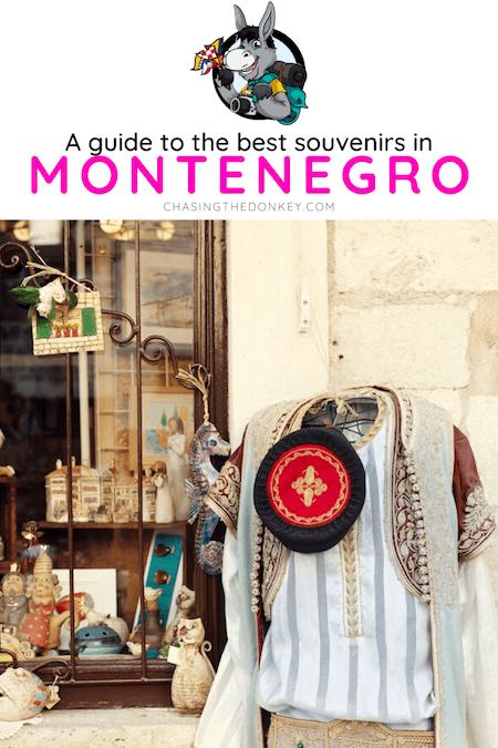 Montenegro Travel Blog_Souvenirs To Buy In Montenegro