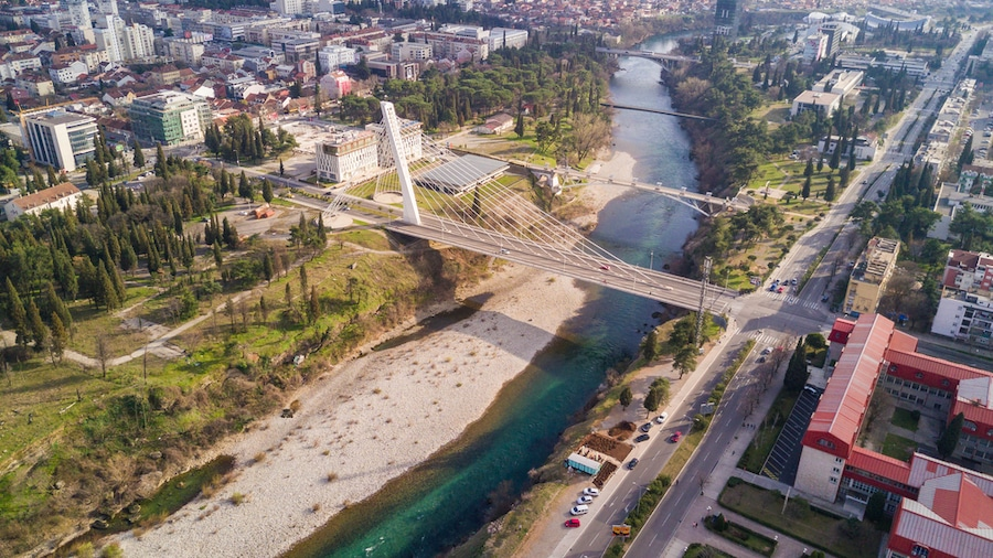 Balkan Trip: One Month In The Balkans Itinerary - Podgorica