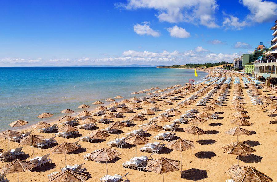 Best Hotels In Nessebar, Bulgaria - South Beach