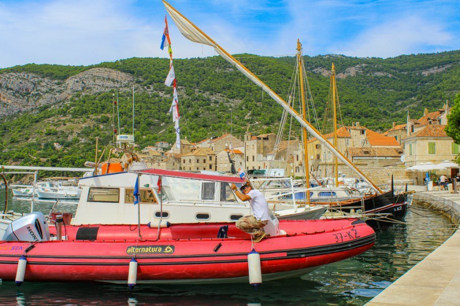 Best Things To Do In Vis Croatia - Habor