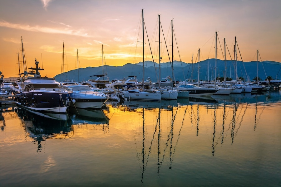 Places To Visit In Montenegro - Tivat