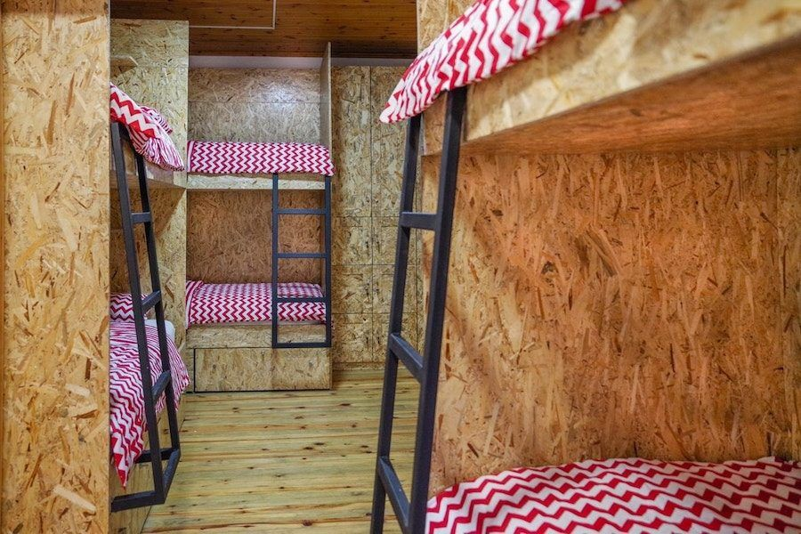 Albania Travel Blog_Where to Stay in Tirana_Buff Hostel Tirana