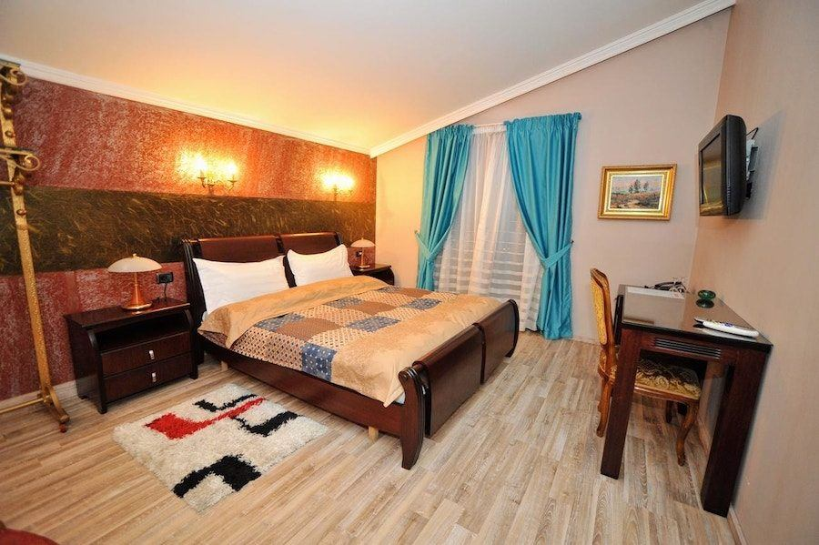 Albania Travel Blog_Where to Stay in Tirana_Dream Hotel Tirana