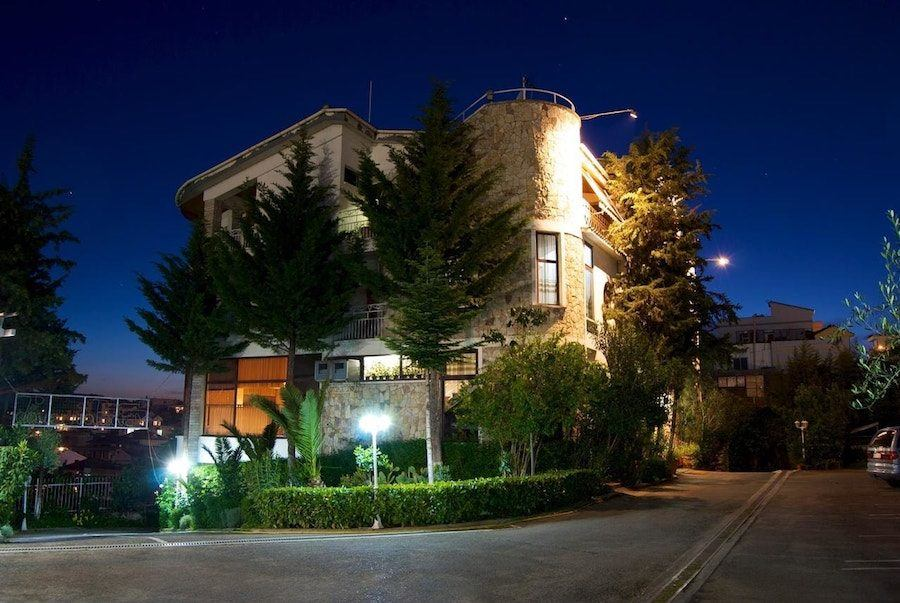 Albania Travel Blog_Where to Stay in Tirana_Hotel Baron