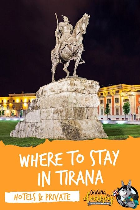 Albania Travel Blog_Where to Stay in Tirana
