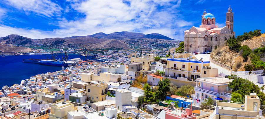 Lesser-Known Greek Islands - Syros