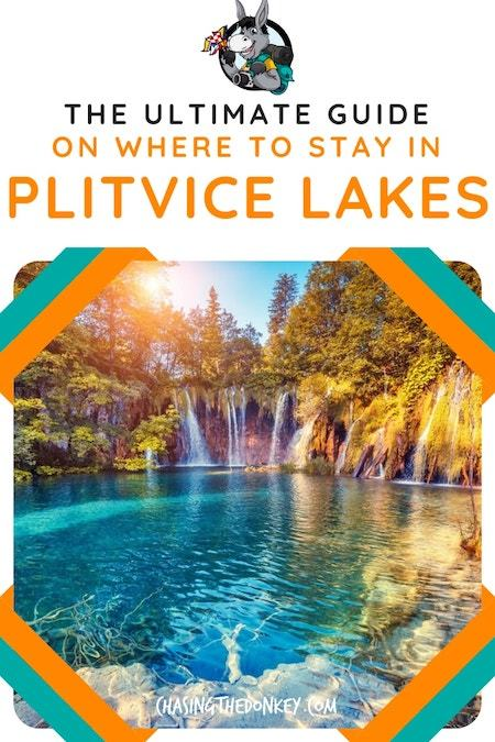 Croatia Travel Blog_Where To Stay Near Plitvice Lakes National Park