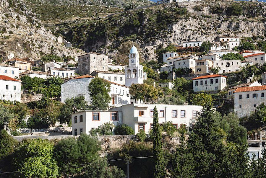 Where To Go In Albania - Dhermi