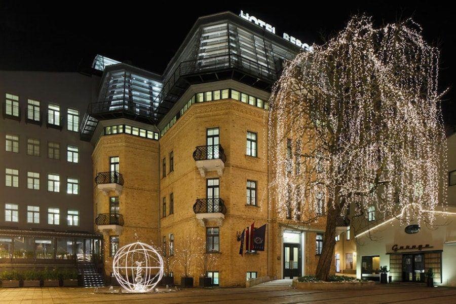 Latvia Travel Blog_Where To Stay in Riga Latvia_Hotel Bergs