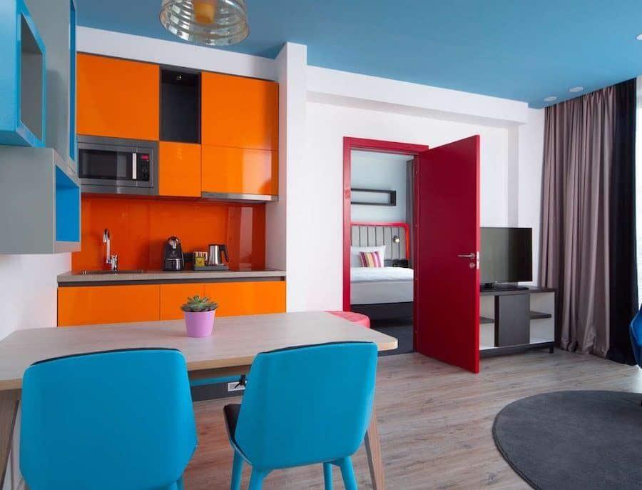 Latvia Travel Blog_Where to Stay in Riga_Park Inn by Radisson Residence Riga Barona