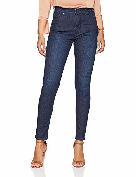 Best Travel Pants For Women - Mustang Women's Perfect Shape Skinny Jeans