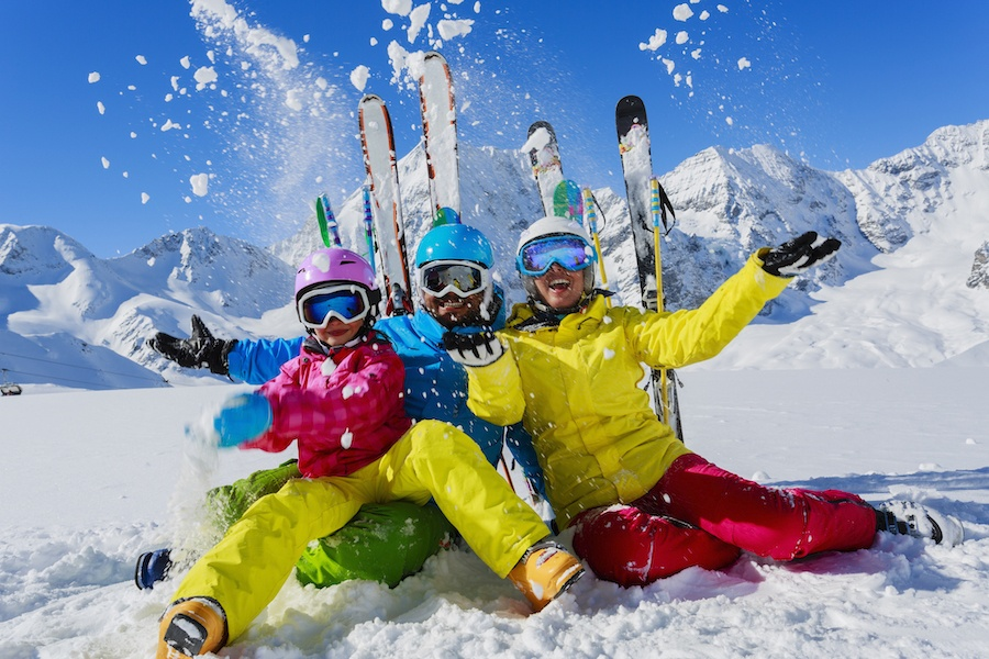 What To Do In Montenegro In Winter - Ski and Snowboarding