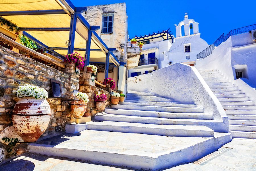 Lesser-Known Greek Islands - Naxos