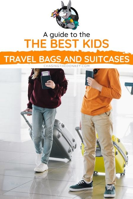 Travel Gear Reviews_Best Kids Travel Bags and Suitcases