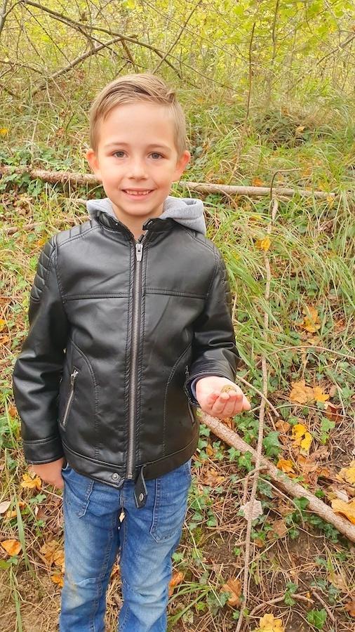 Vladimir Truffle Hunting in Motovun