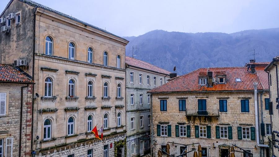 Winter In Montenegro _ Kotor
