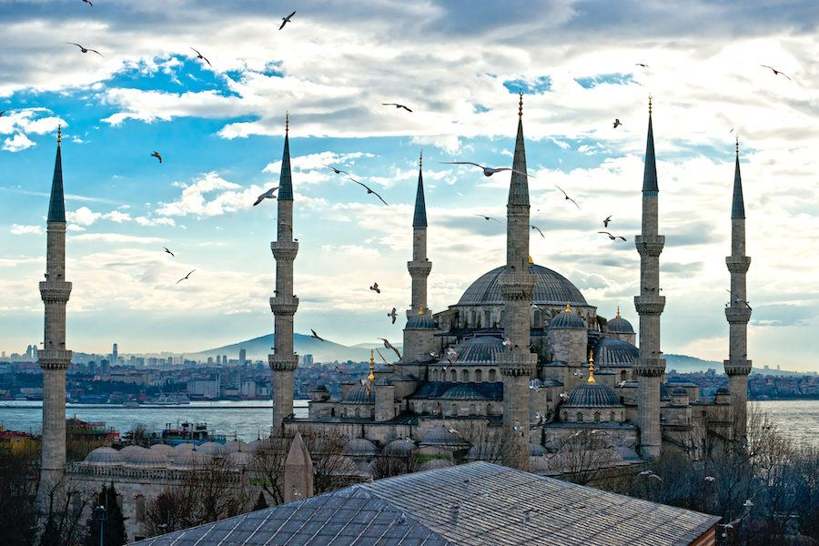 Best Hotels Near The Blue Mosque -