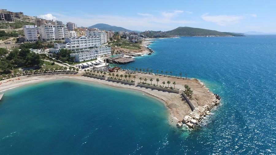 Albania Travel Blog_Where to Stay in Saranda_Santa Quaranta Premium Resort