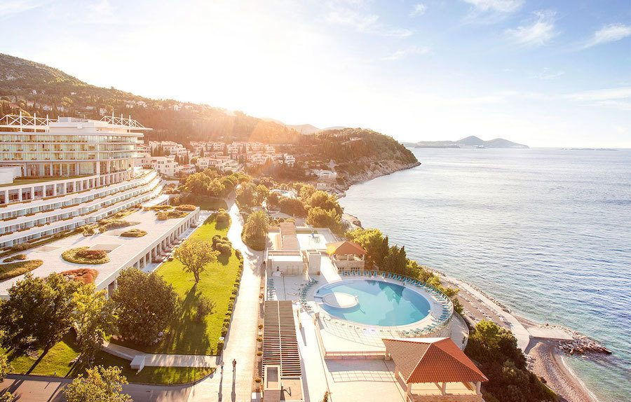 Balkans Travel Blog_17 Best Hotels in the Balkans_Sun Gardens Dubrovnik - Dubrovnik, Croatia