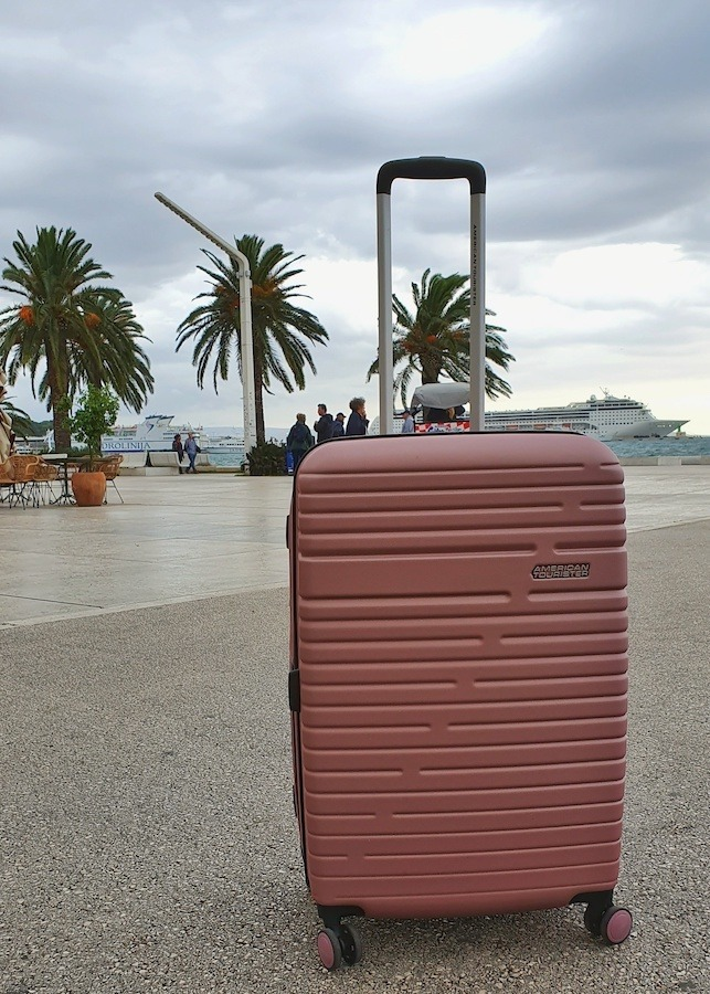 Best Spinner Luggage 2020 - Rose Gold