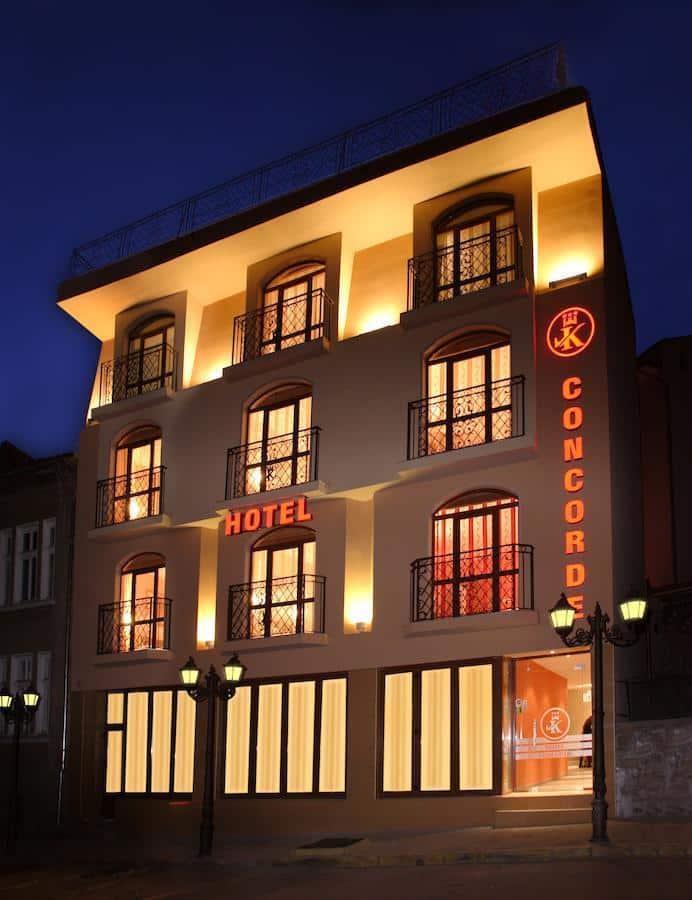 Bulgaria Travel Blog_Where to Stay in Veliko Tarnovo_Hotel Concorde
