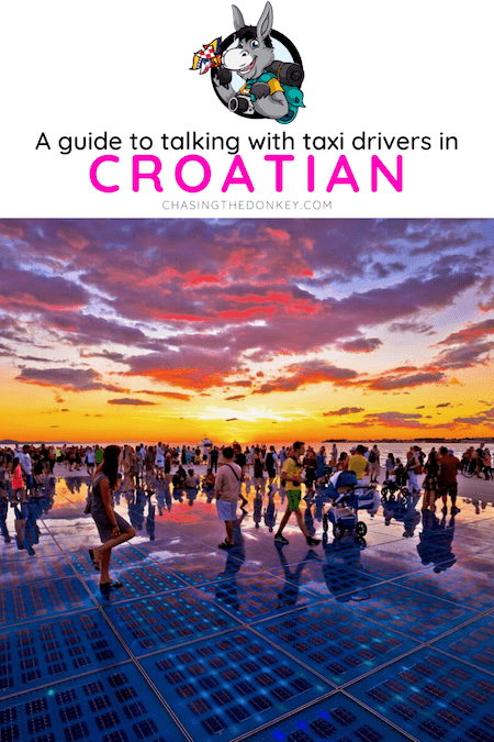 Croatia Travel Blog_How To Speak To A Taxi Driver In Croatian