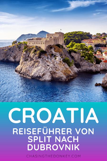 Croatia Travel Blog_Reisefuhrer Von Split Nach Dubrovnik