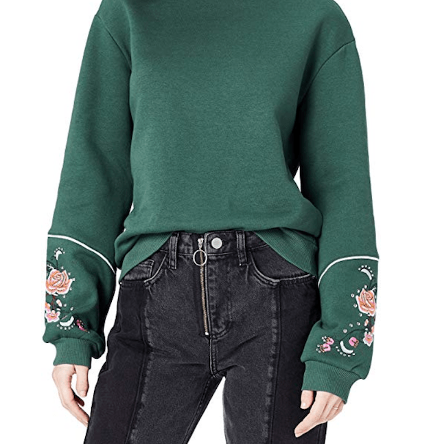 Green Long Haul Flight Jumper