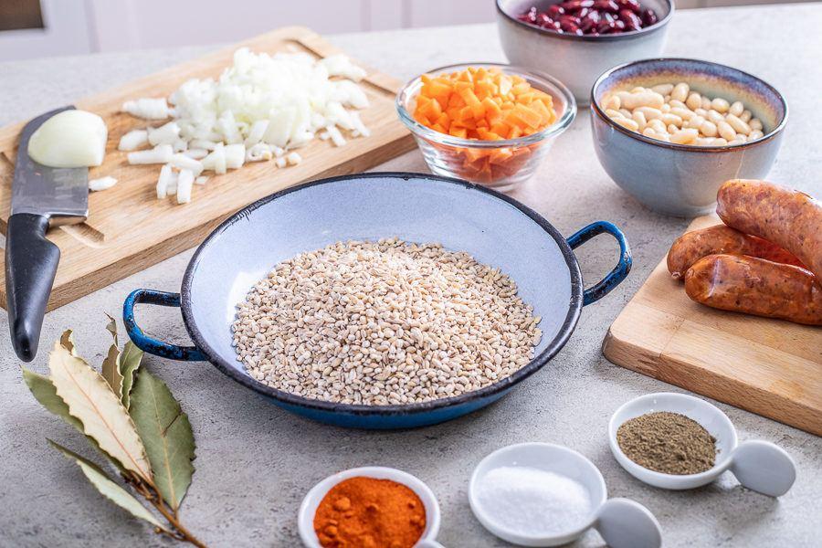 How To Make Ričet Recipe 2
