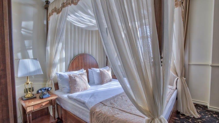 Kosovo Travel Blog_Where to Stay in Pristina_Hotel Garden