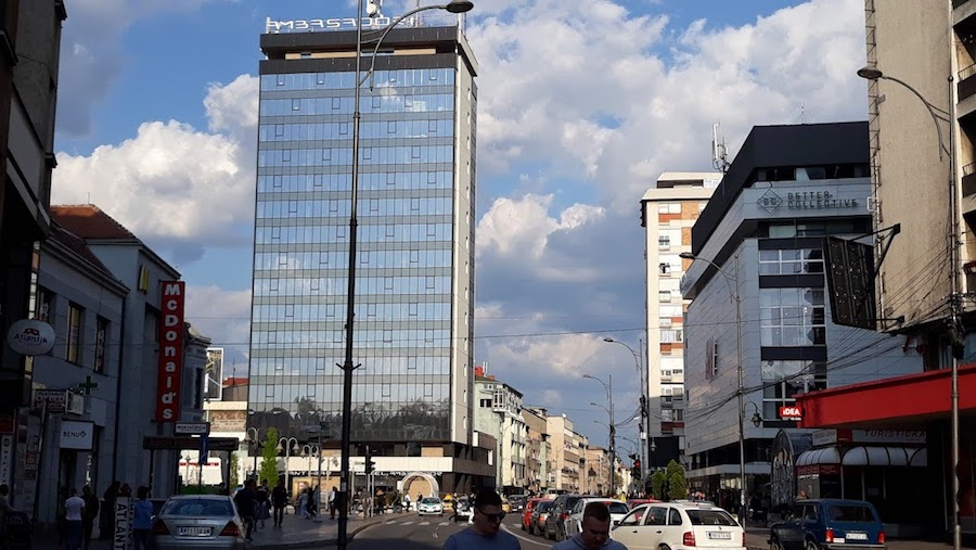 Serbia Travel Blog_Where to Stay in Nis_Ambasador Hotel