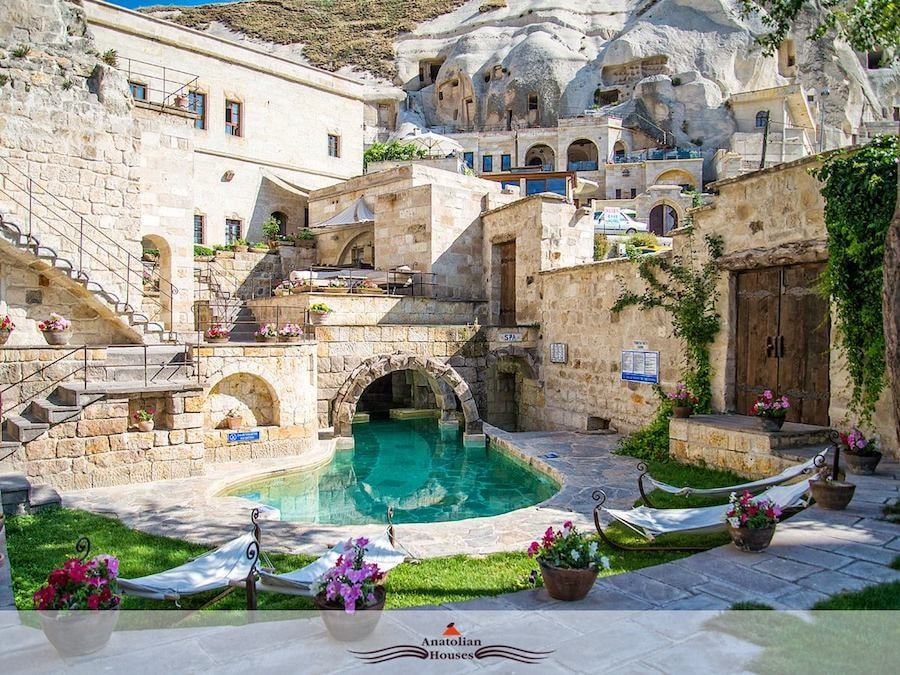 Turkey Travel Blog_Where to Stay in Cappadocia_Anatolian Houses Cave Hotel
