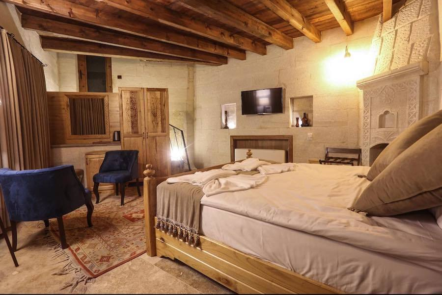 Turkey Travel Blog_Where to Stay in Cappadocia_Caftan Cave Suites