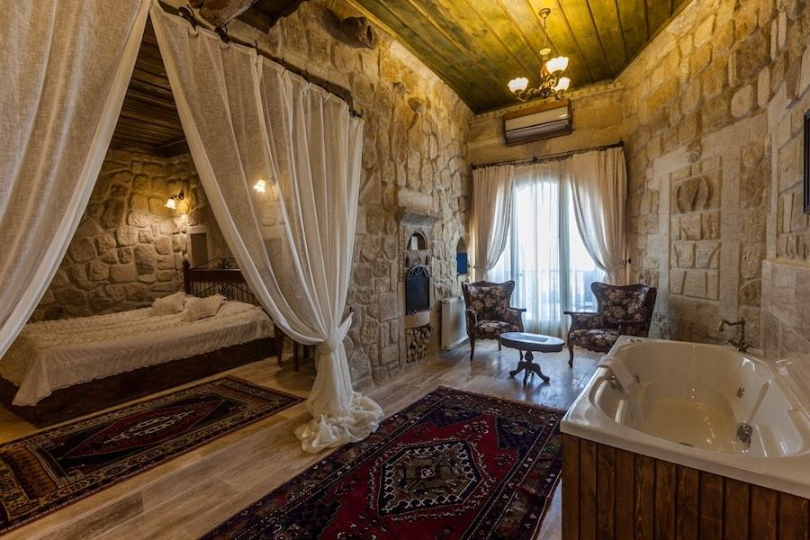 Turkey Travel Blog_Where to Stay in Cappadocia_Mithra Cave Hotel