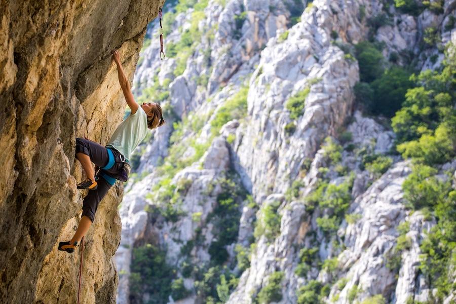 Paklenica National Park - Rock Climbing Croatia