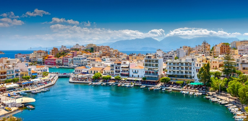 Guide To Where To Stay In Crete, Greece - Agios Nikolaos