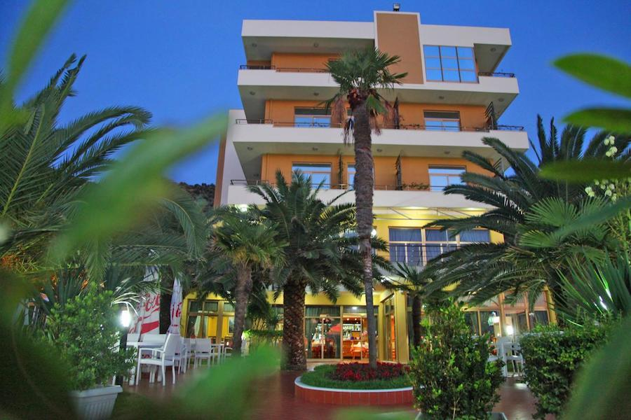 Balkans Travel Blog_Best 17 Hotels in the Balkans_Hotel Paradise Beach - Vlore, Albania