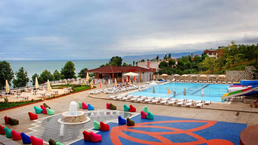 Balkans Travel Blog_Best Black Sea Coast Resorts_Peerless Resort Hotel